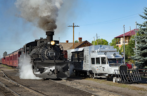 "rgs7owedbycoloradorailroadmuseum 282 baldwin1925 cts489 ctstrain216 chama chamayard chamadepot cumbrestoltecscenicrailroad drgw489 denverriograndewestern k36 newmexico rgs""gallopinggoose""motorcar7built1936with1926pier rioarribacounty riograndesouthern unitedstates us rgs""gallopinggoose""motorcar7built1936with1926piercearrowbodyfordv8 steamlocomotive railroad steamengine steamtrain scenicrailroad touristtrain heritagerailroad"