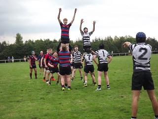 Junior Cup v Roscrea