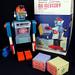 Mr. Mercury Robot