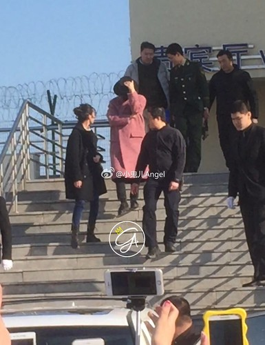 Big Bang - Harbin Airport - 21mar2015 - 小鬼儿Angel - 03