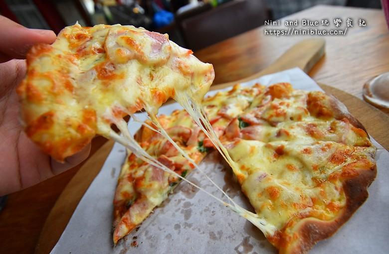 宜蘭安平冰店窯烤披薩DIY29