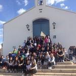 Año 2015 - Visita Colegio Carmelitas