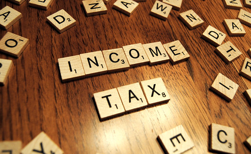 Income Tax photo