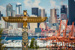 Seattle   |   Totem Pole