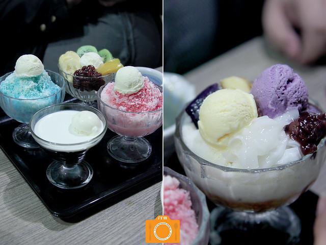 Mitsuyado desserts