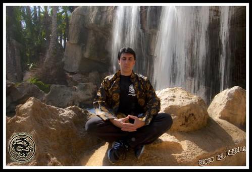 Si-Fu Manuel Noriega, meditación