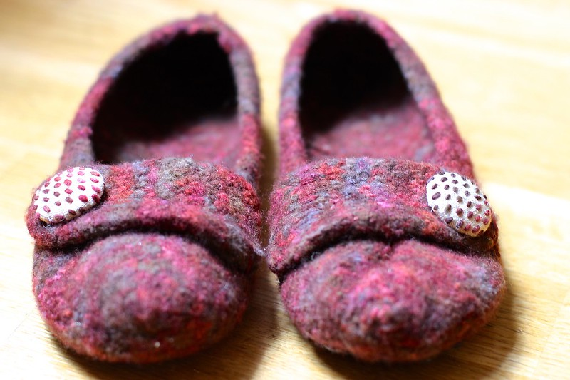 Outfit 4 - French Press Slippers