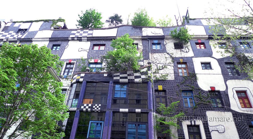 Vienna Kunsthaus Hundertwasser