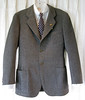 1930's Tweed Sport Jacket