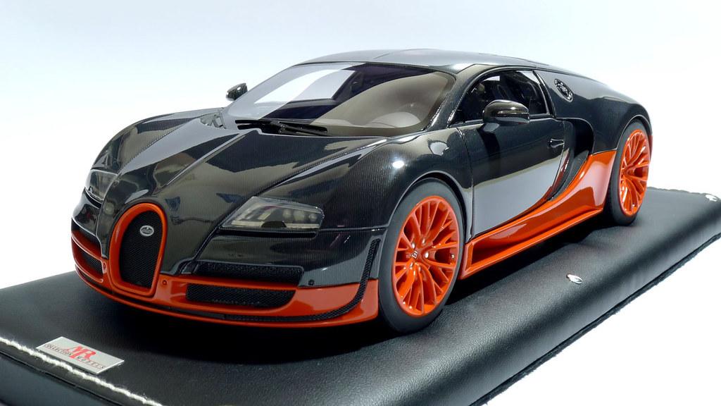 bugatti veyron super sport mr collection bugatti diecast cars forums. Black Bedroom Furniture Sets. Home Design Ideas