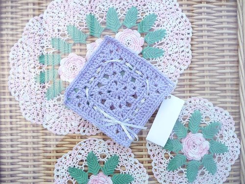 Lavender Lace Challenge.