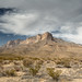 El Capitan and Guadalupe Peak - Guadalupe Mountains National Park, Texas