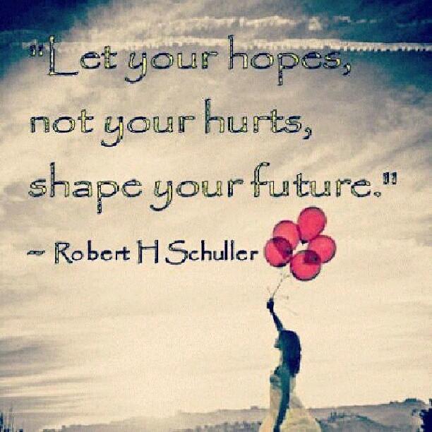 Hope future robertschuller inspiring motivational Inspirational quotes about hope