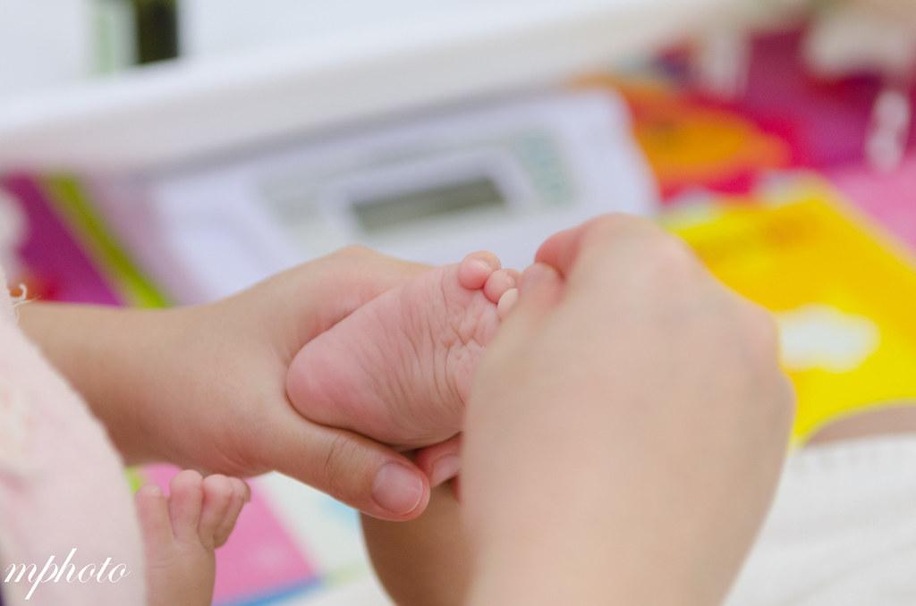嬰兒游泳 SPA 『許小M育兒經』