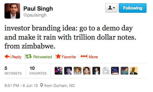 Paul Singh Paradoxos 2013 Recap