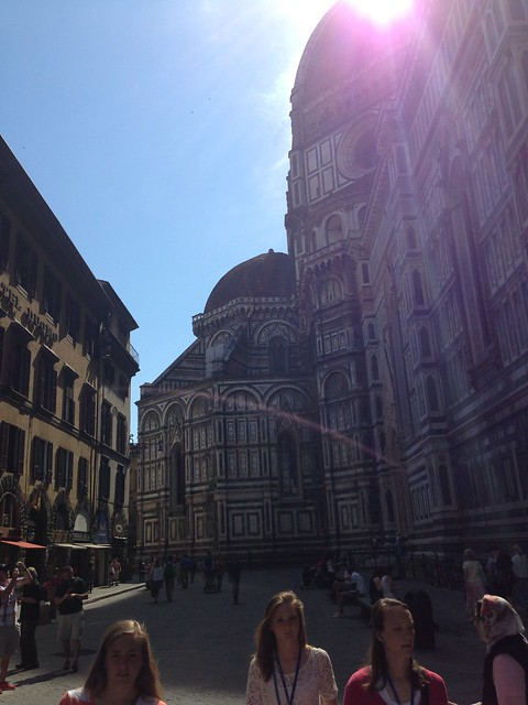 Cathedral in Florence.