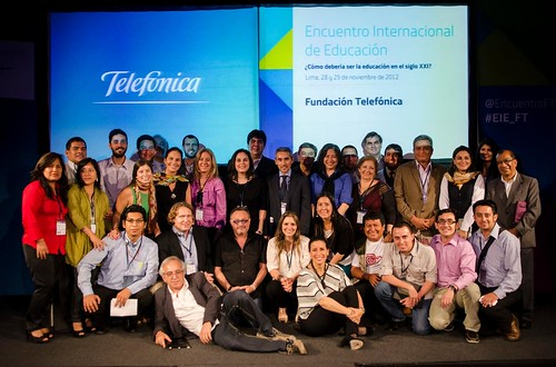 ENCUENTRO INTERNACIONAL DE EDUCACIÓN  LIMA - PERÚ 2012