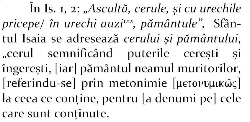 metonimie