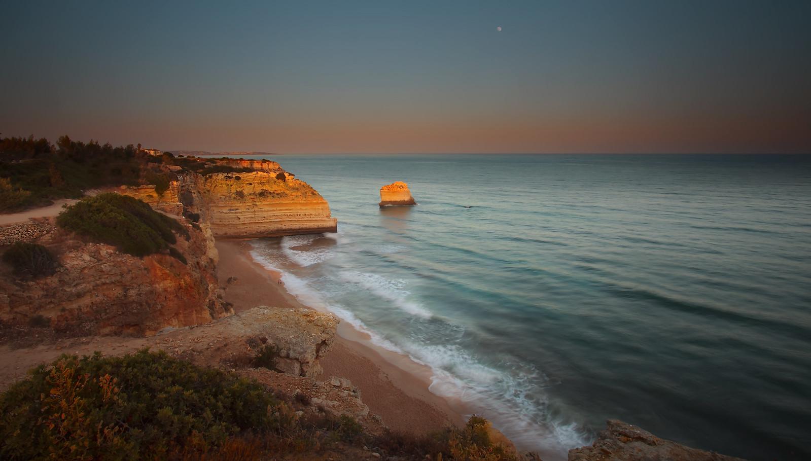Algarve: seascape