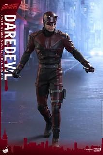 Hot Toys – TMS003 – 夜魔俠【麥特.梅鐸】Marvel's Daredevil 1/6 比例人偶作品