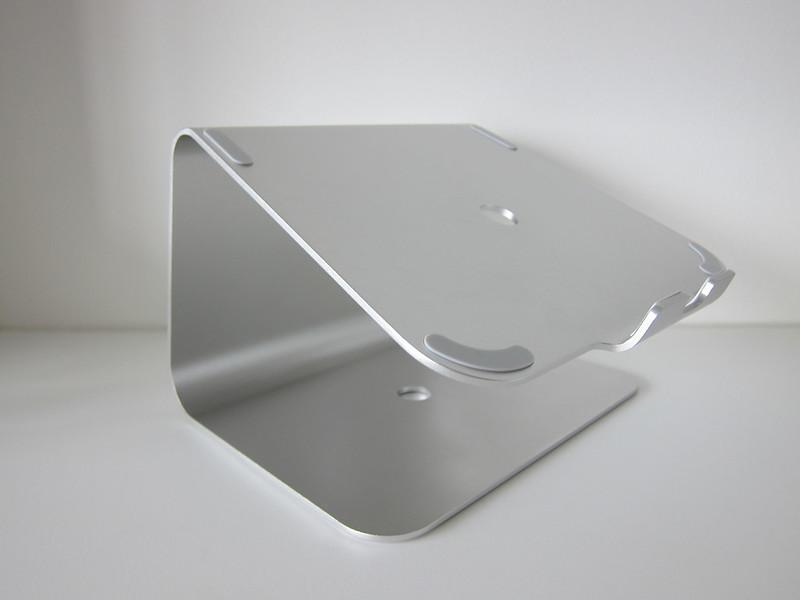 ErgoSilver Laptop Stand