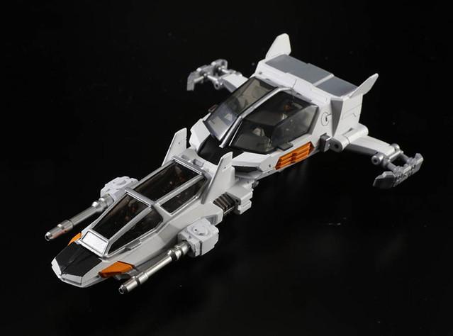 《Diaclone》戴安克隆 DA-06 Diabattles  V2 宇宙機動型 ダイアクロン