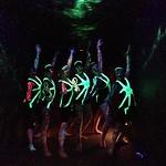 Post-show: dancers
