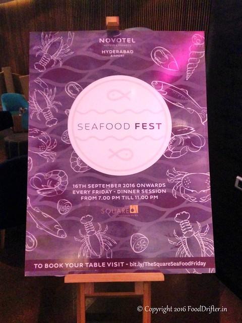 Seafood Festival - Novotel Airport (2)