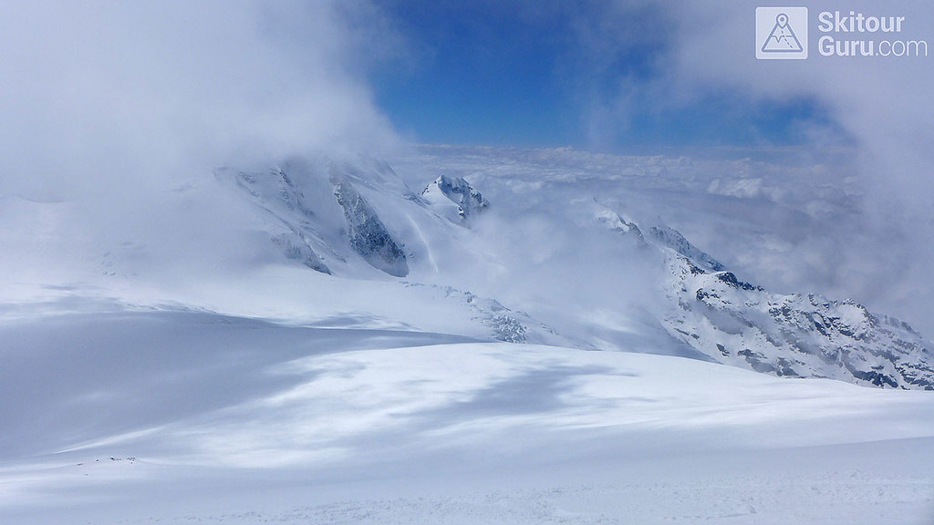 Sustenhorn (day 1, h.r. Swiss Glacier) Urner Alpen Schweiz foto 10