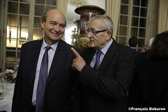 Dîner autour de Valéry Giscard d'Estaing, 4 octobre 2016