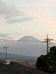Mt.Fuji 富士山 7/23/2016