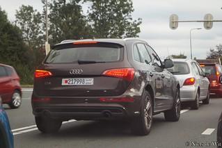 Audi Q5 from Bahrain