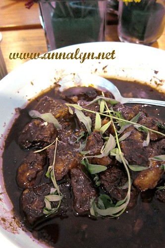 beef balsamic adobo
