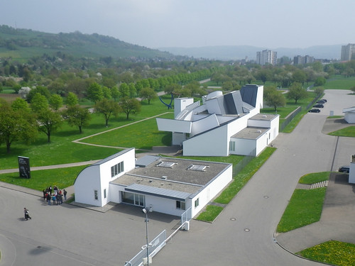 Vitra Museum by Frank A. Gehry