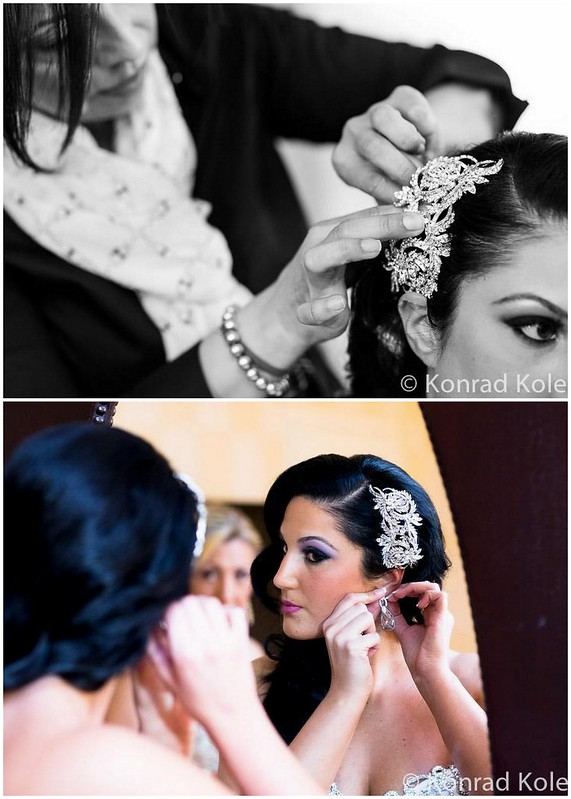 Bridal Styles Bride Graziella, photo – Kolen Photography