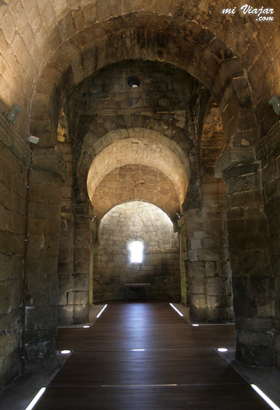 Santa María de Melque, Interior
