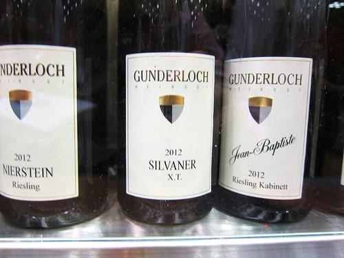 Weingut Gunderloch Silvaner XT