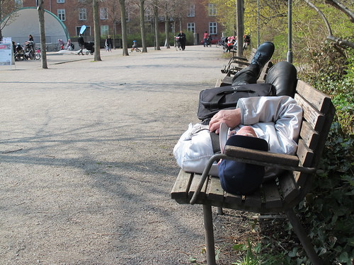 Enghave siesta - Risager