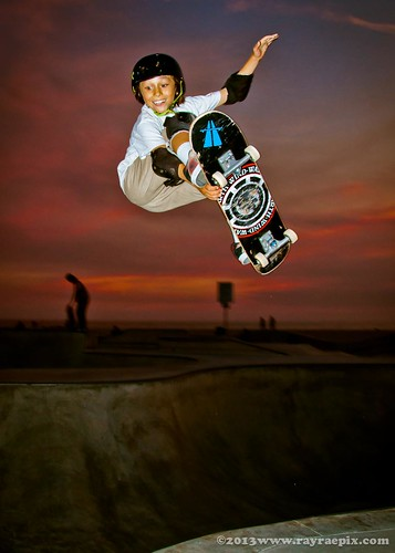 Venice Skatepark Picture of the Week Asher Bradshaw 5-3-13