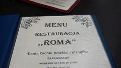 Lądek Zdrój restauracja Roma