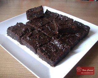 BROWNIES CHOCOLATE GLF VEGAN