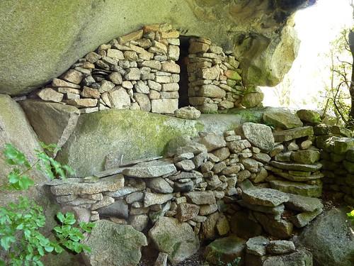 Visite de Sapara Altagna : la façade avant de l'oriu
