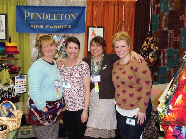 pendleton booth