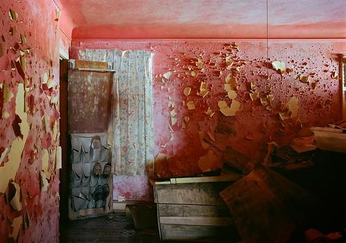Robert Polidori, 6539 Canal Street, New Orleans, 2005