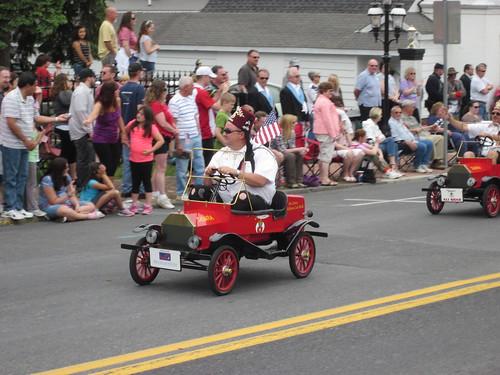 Gettysburg Memorial Day 2013: Big Men, Little Cars