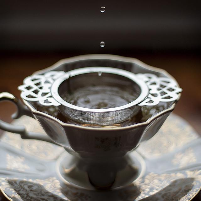 the last drop.