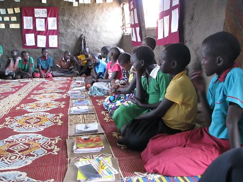 GPE Head Visits South Sudan