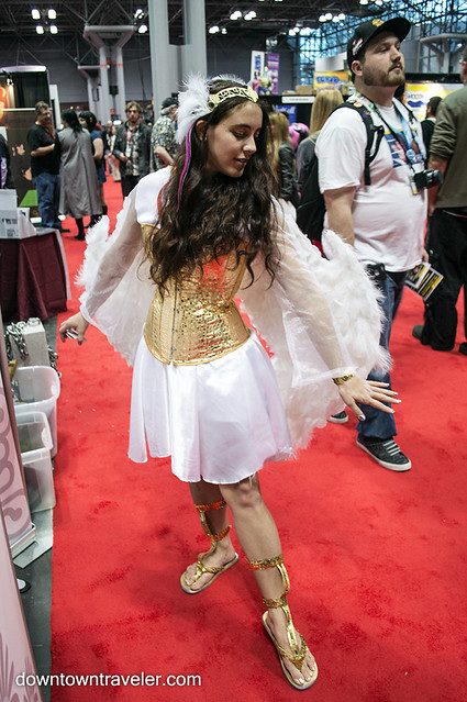 NY Comic Con Womens Costume Valkerie Nordic