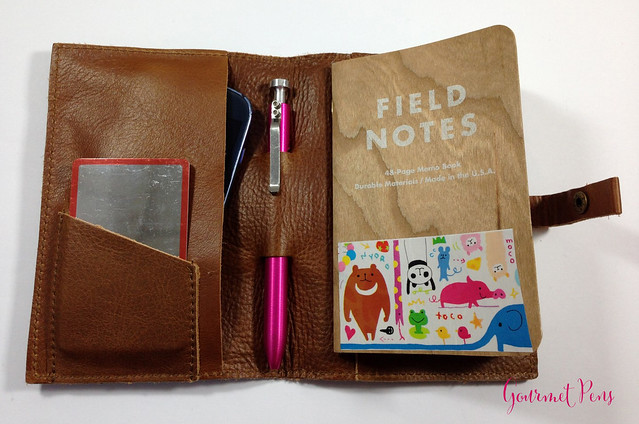 Review: This Is Ground Leatherback Writer 2 @Massdrop @ThisIsGround
