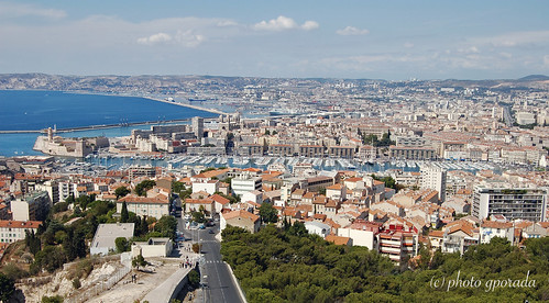 Marseille from life of Raymond Queneau